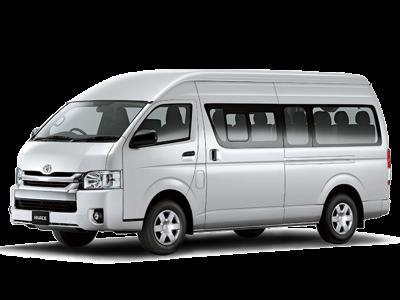 Hiace Merupakan Minibus Terbaik di Bali