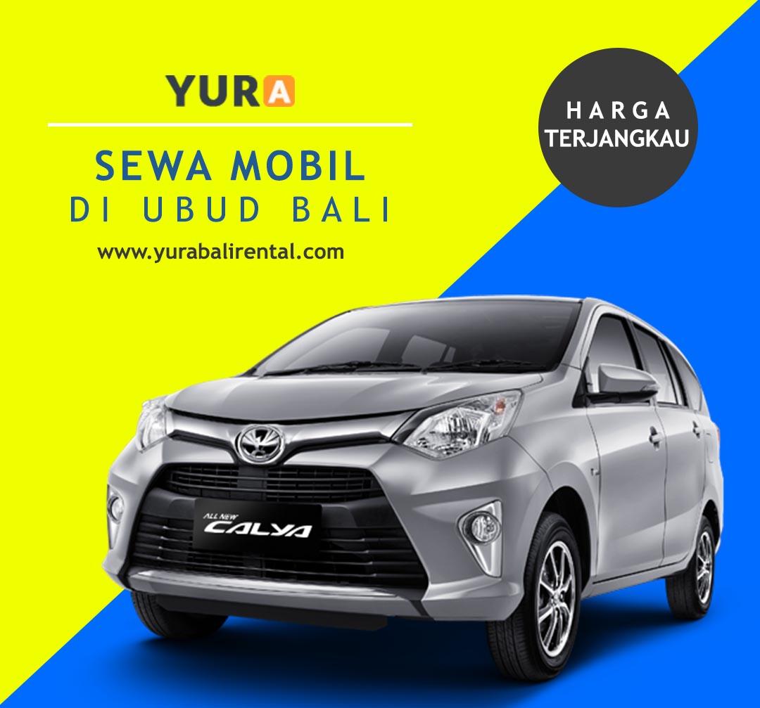 Sewa Mobil di Ubud Bali Lepas Kunci Dengan Berbagai Kelebihan